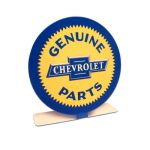 Genuine Chevrolet Parts - Tischaufsteller Table Topper - Tischaufsteller Genuine Chevrolet Parts - Tischaufsteller Pon...